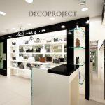 Дизайн интерьера магазинов