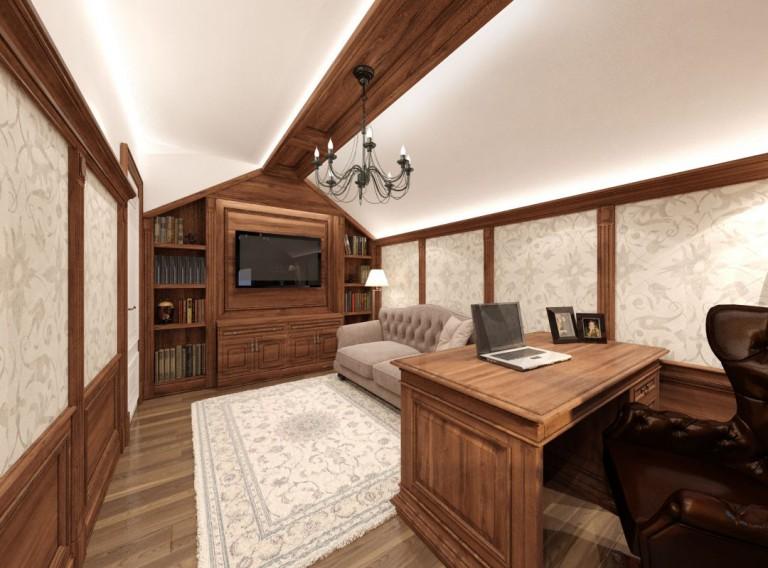 Дизайн домов и коттеджей